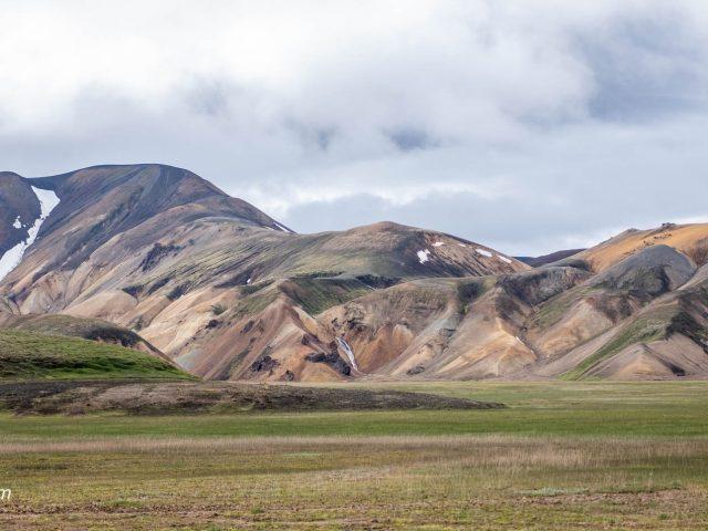 Laugavegur trail - Landmannalaugar