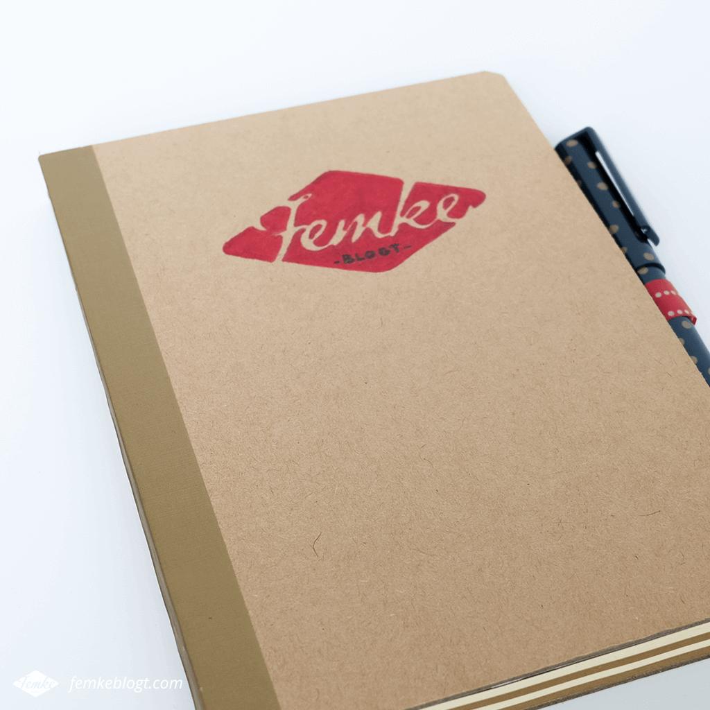Mijn favoriete notitieboekjes   Stevig notitieboek van de Hema
