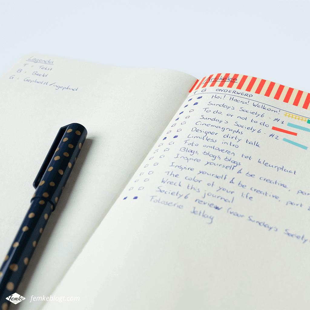 Mijn favoriete notitieboekjes   Stevig notitiboek van de Hema voor to-do lijsten en notities