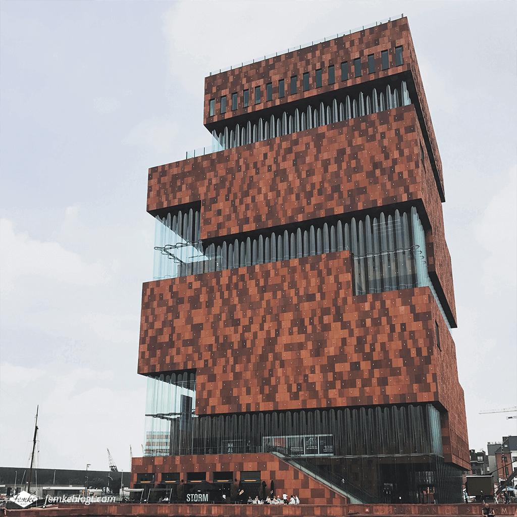 Maandoverzicht juni | Antwerpen MAS