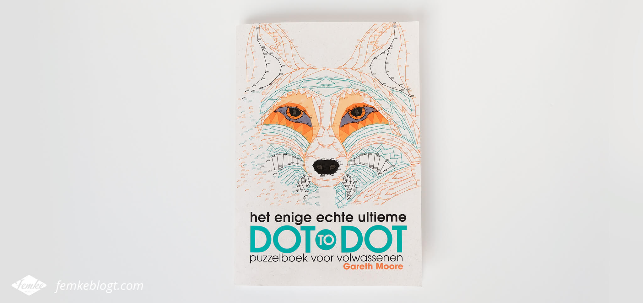 Review | Dot-to-dot puzzelboek