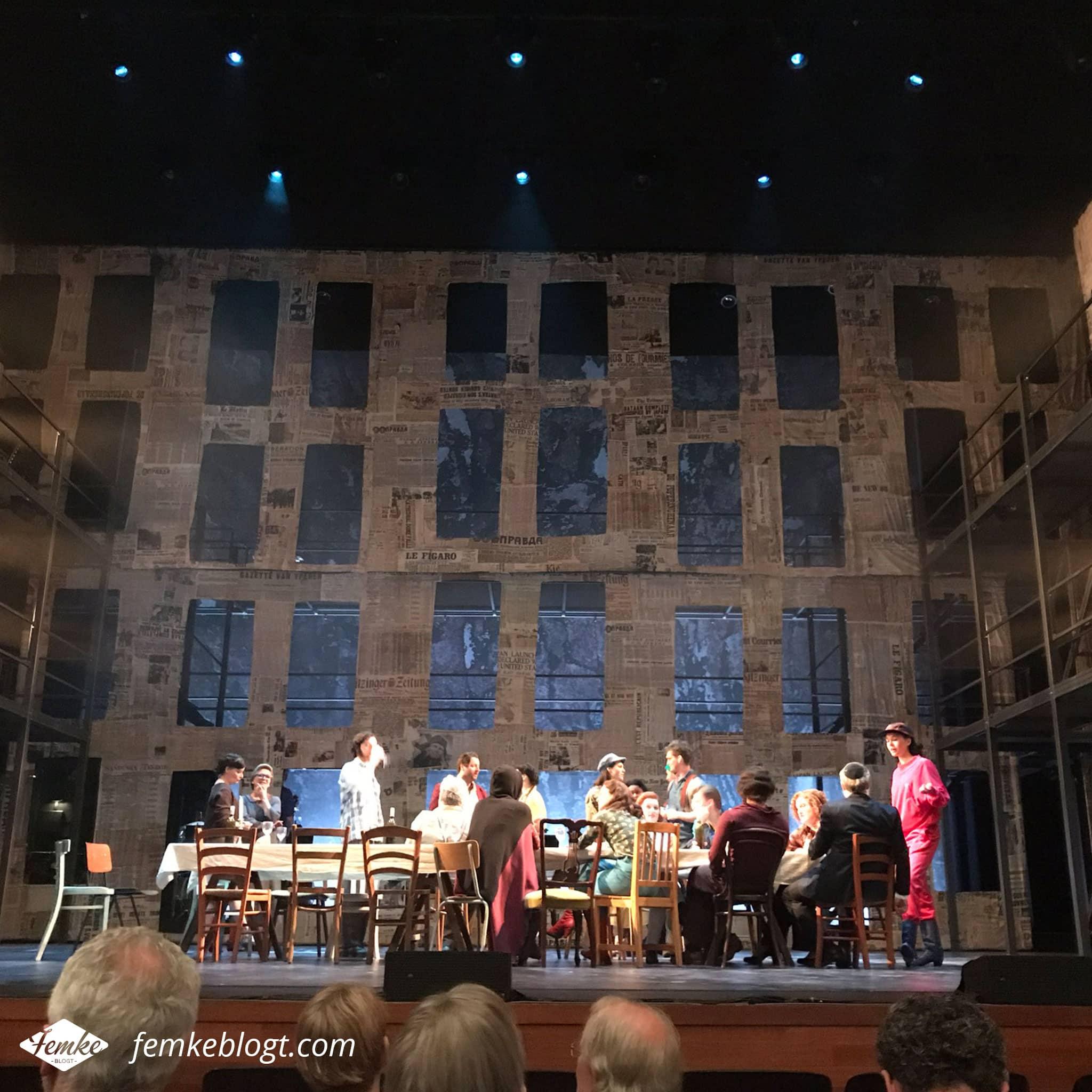 Maandoverzicht april | Fiddler on the roof