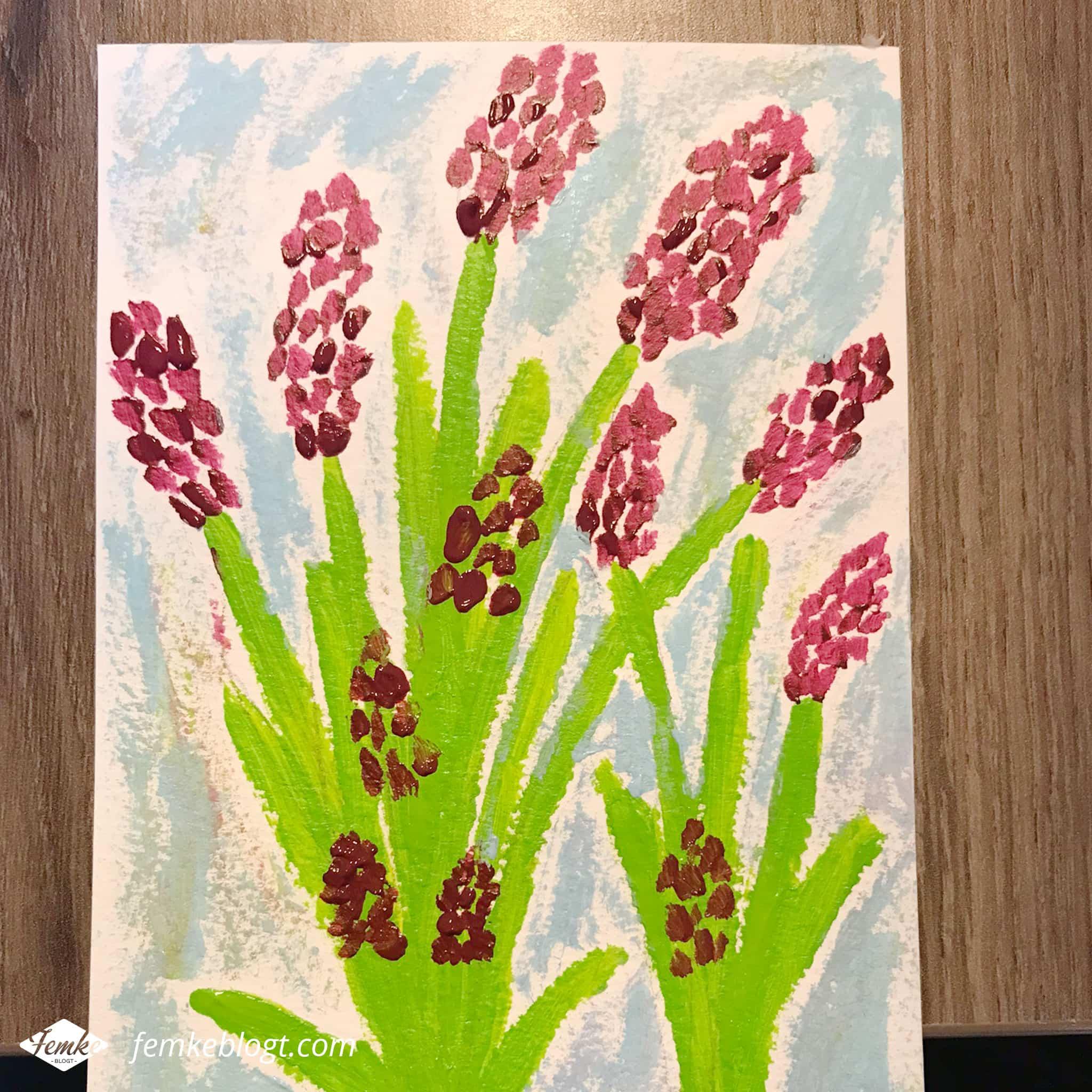 Maandoverzicht april | Schilderijtje