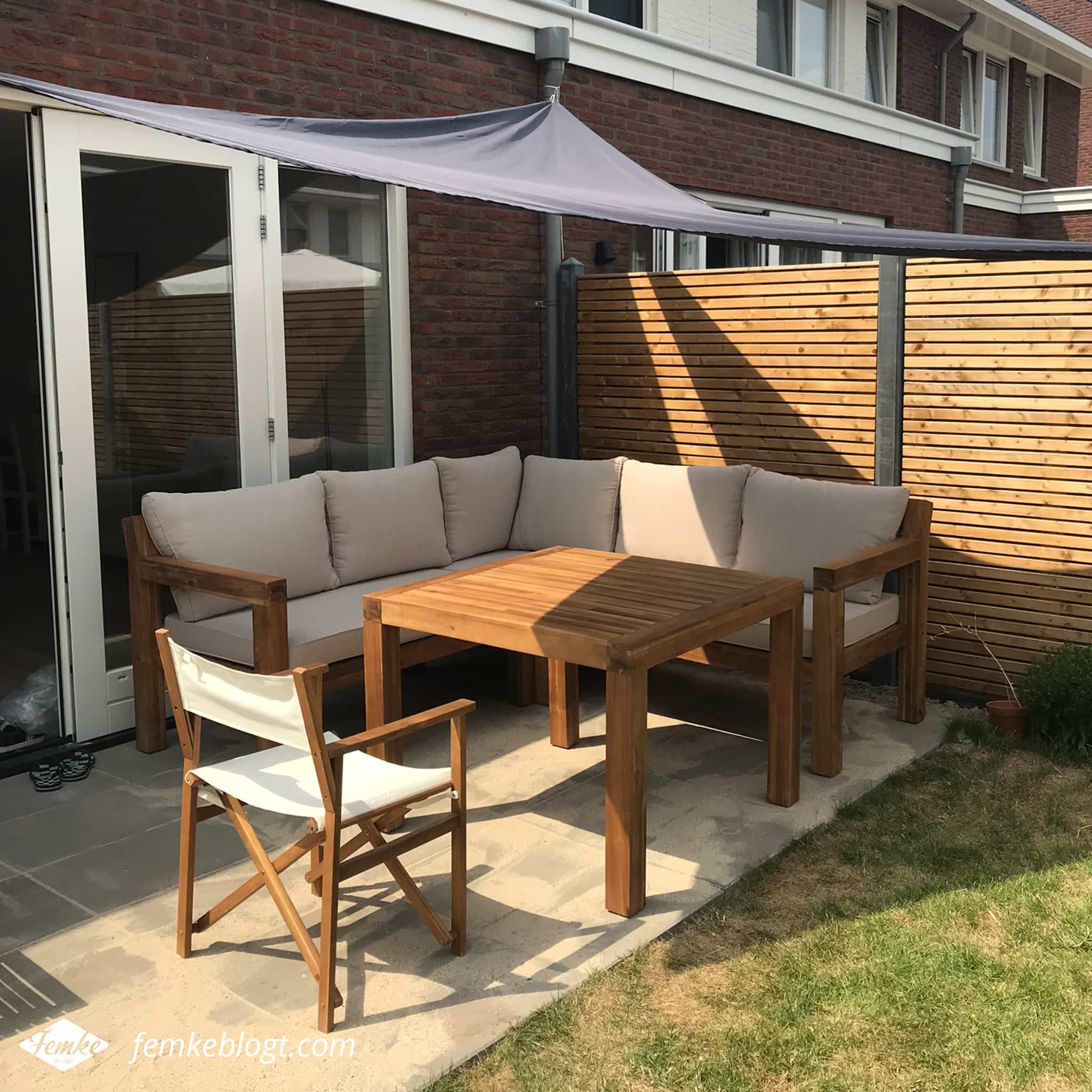 Maandoverzicht juli | High dining set Curinga