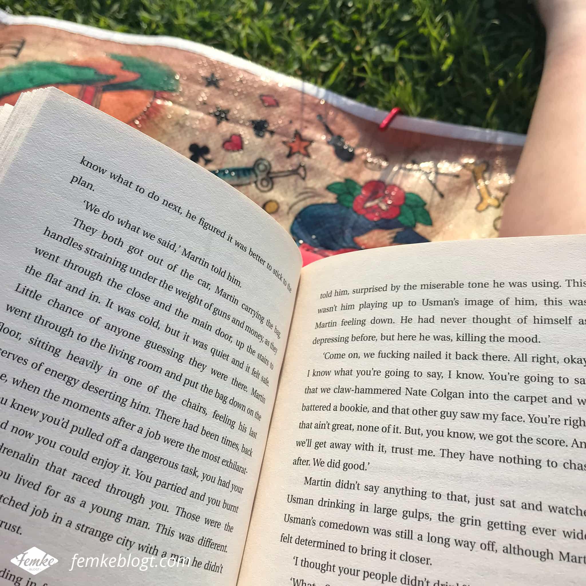 Maandoverzicht juni | Lezen op vakantie