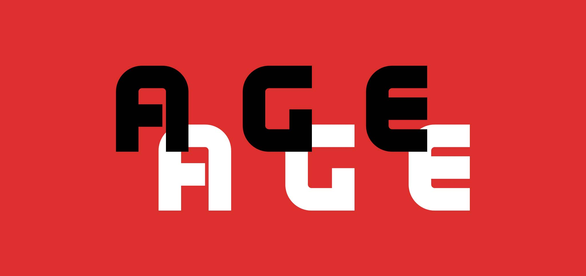 21 gratis stoere lettertypes - Age