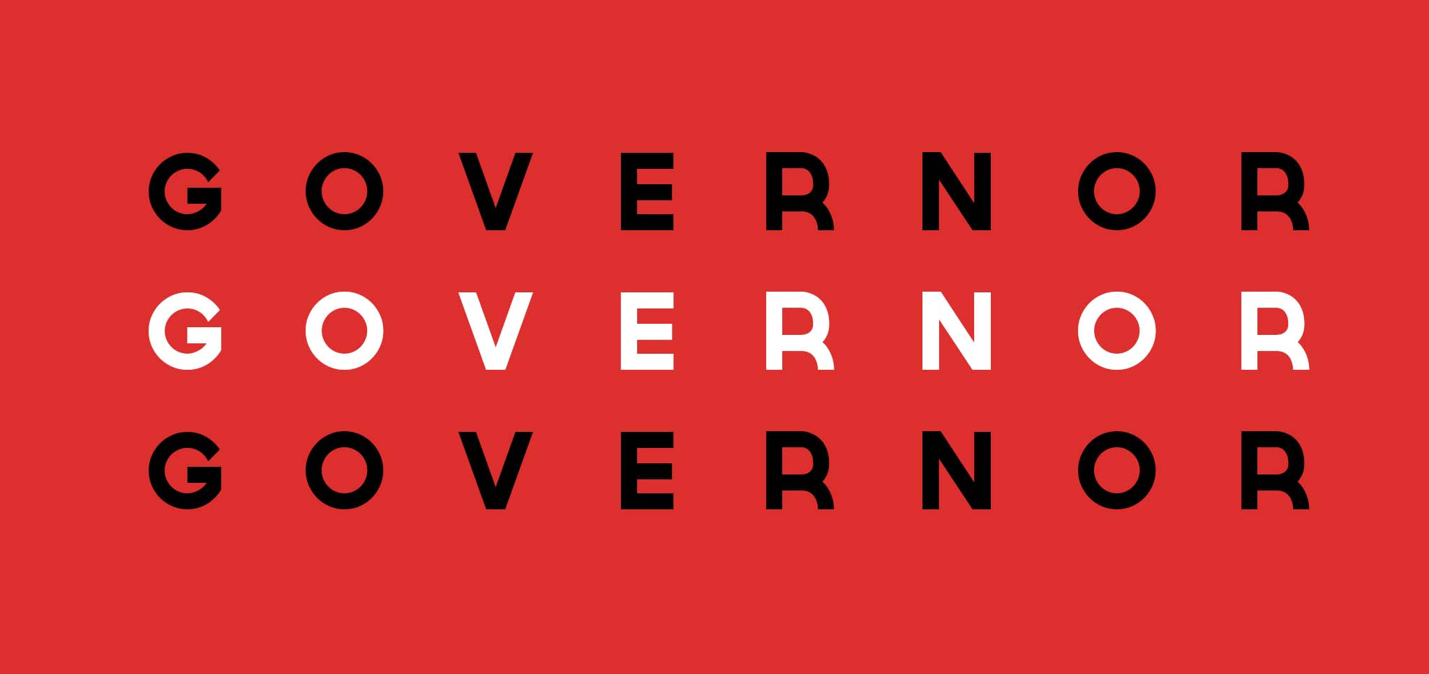 21 gratis stoere lettertypes - Governor