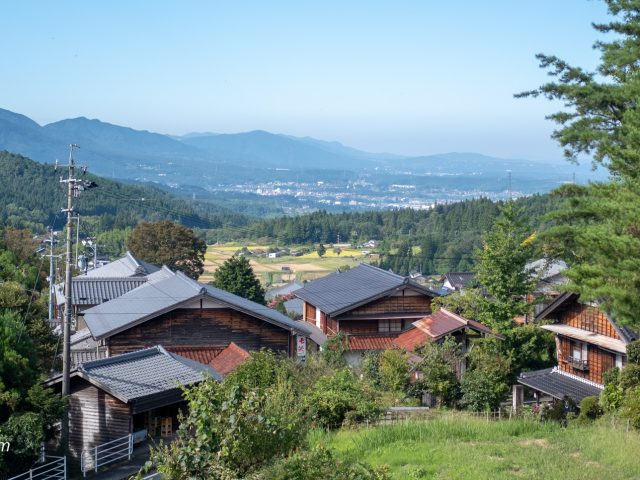 Nakasendo trail, hiken Japan
