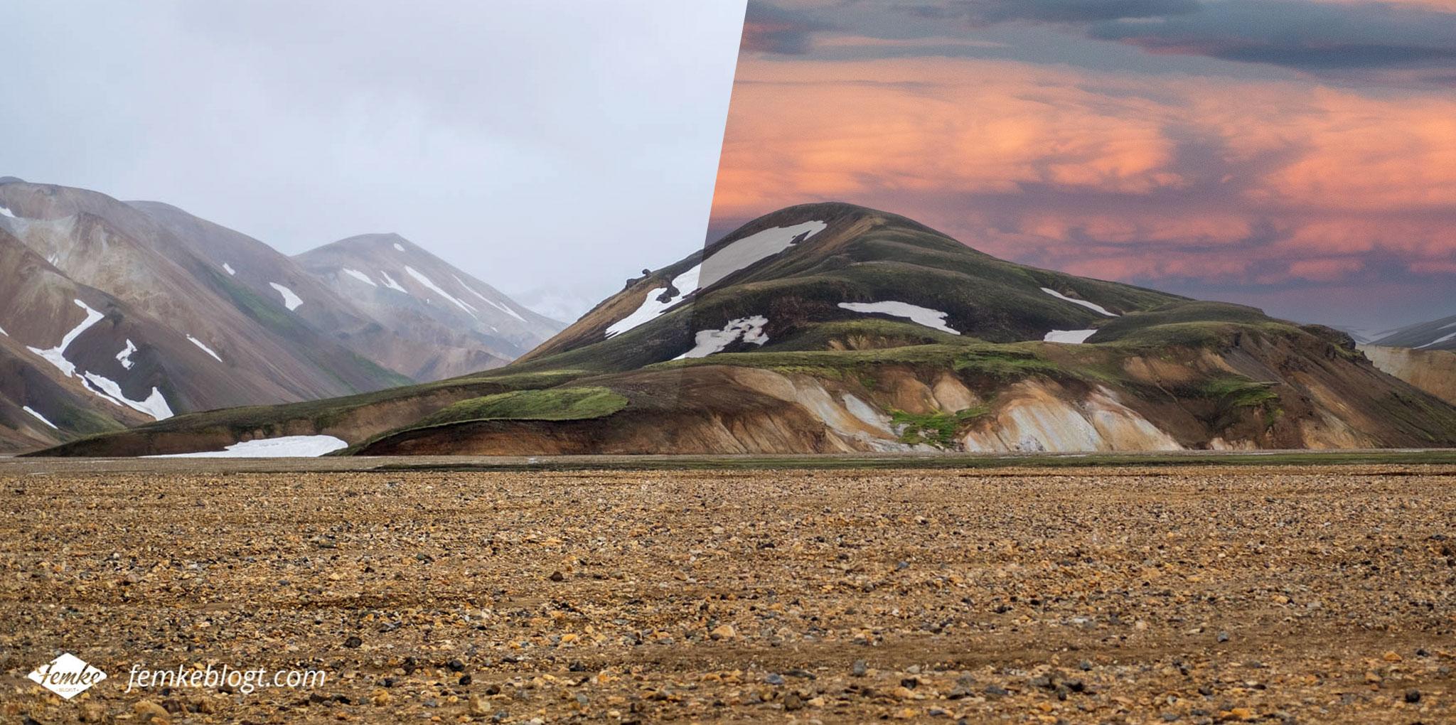 Nieuwe features Adobe 2021 - Sky replacement