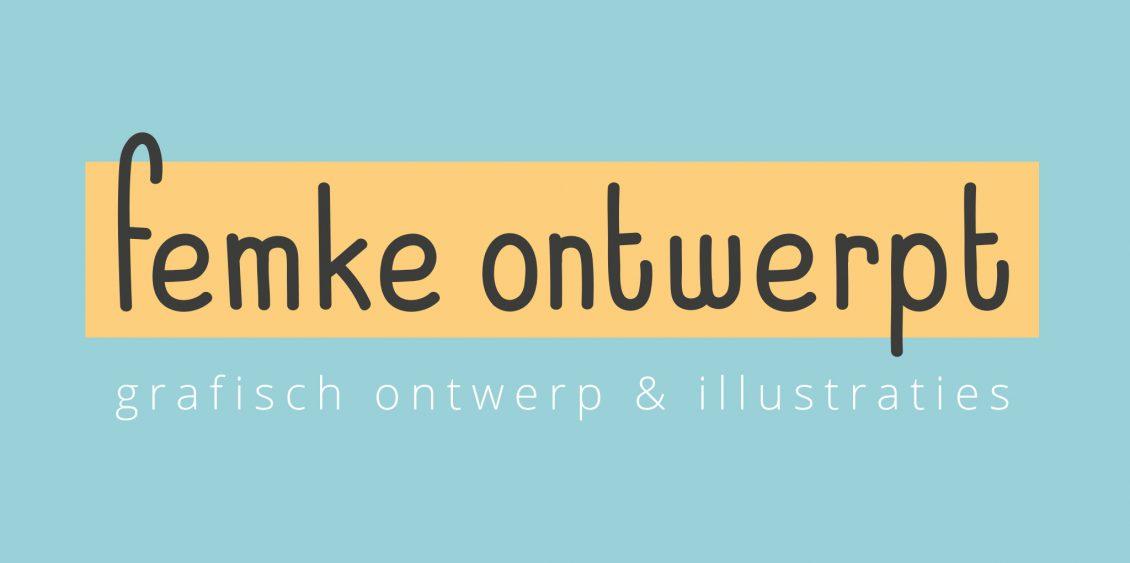 Logo Femke Ontwerpt