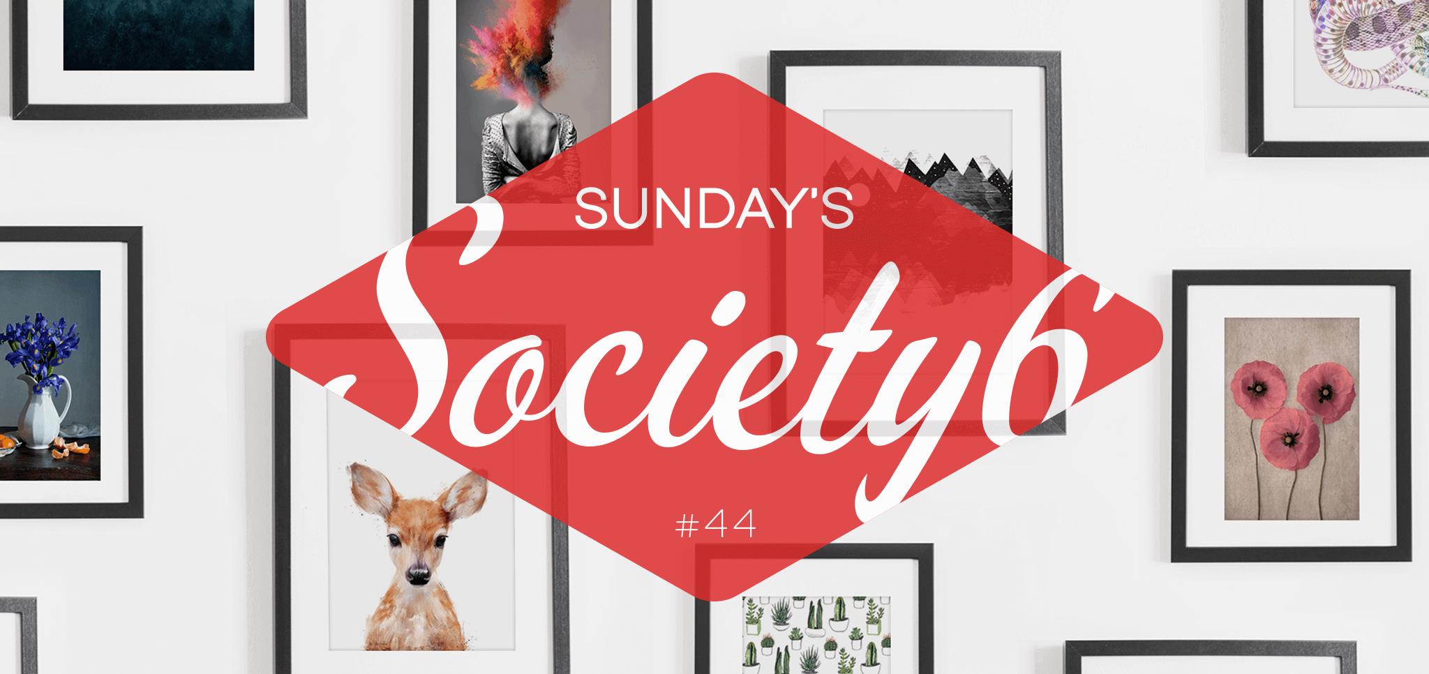 Sunday's Society6 #44 | Regen