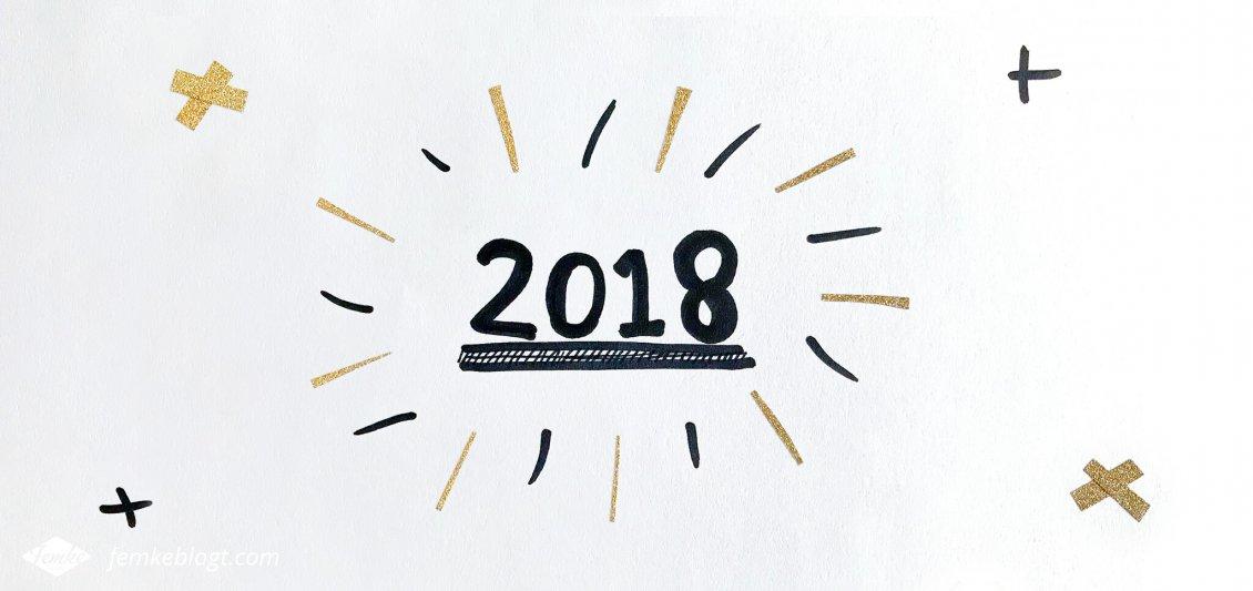 Mijn doelen voor 2018