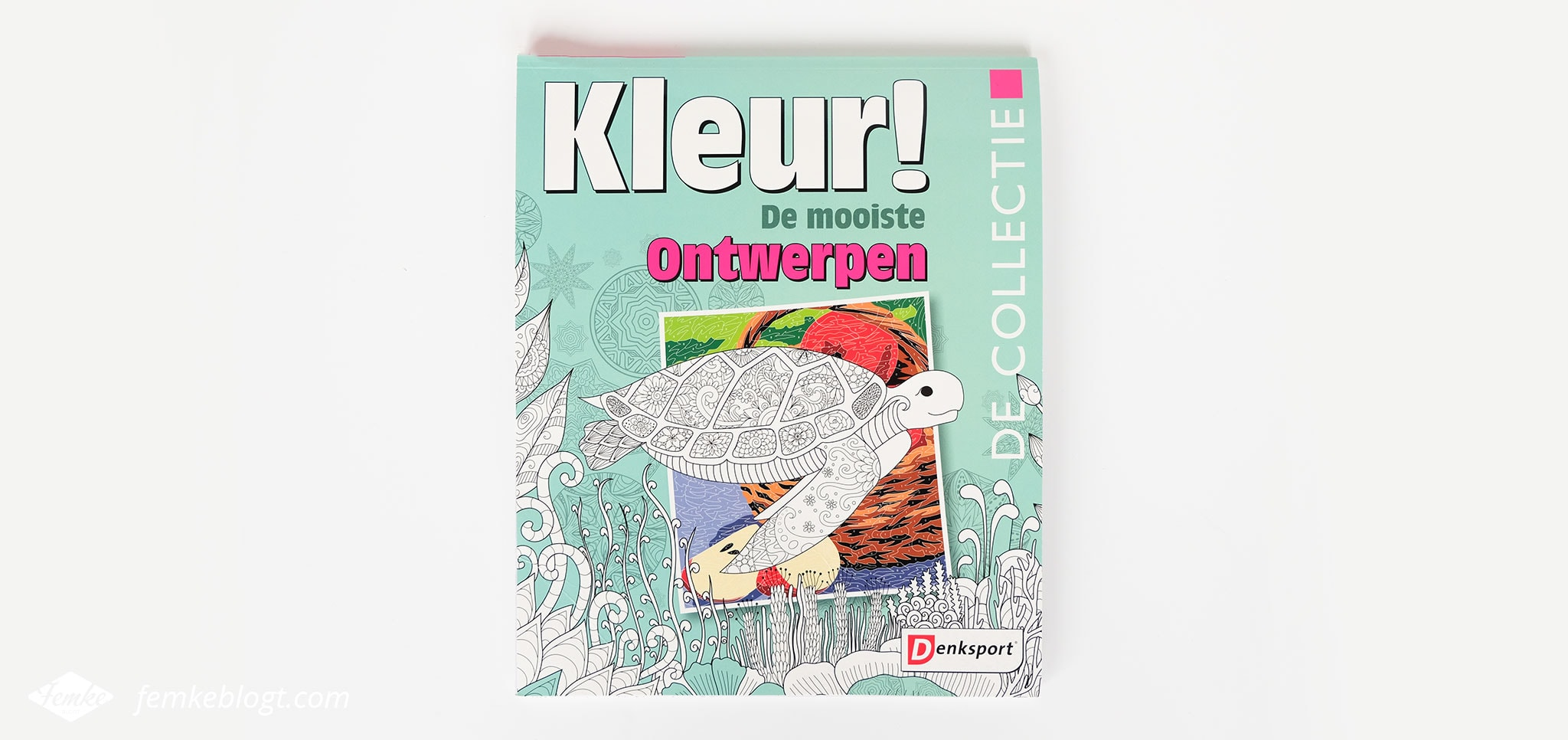 Review | Denksport collectie Kleur!