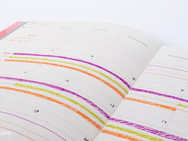 Je doelen bijhouden in een bullet journal