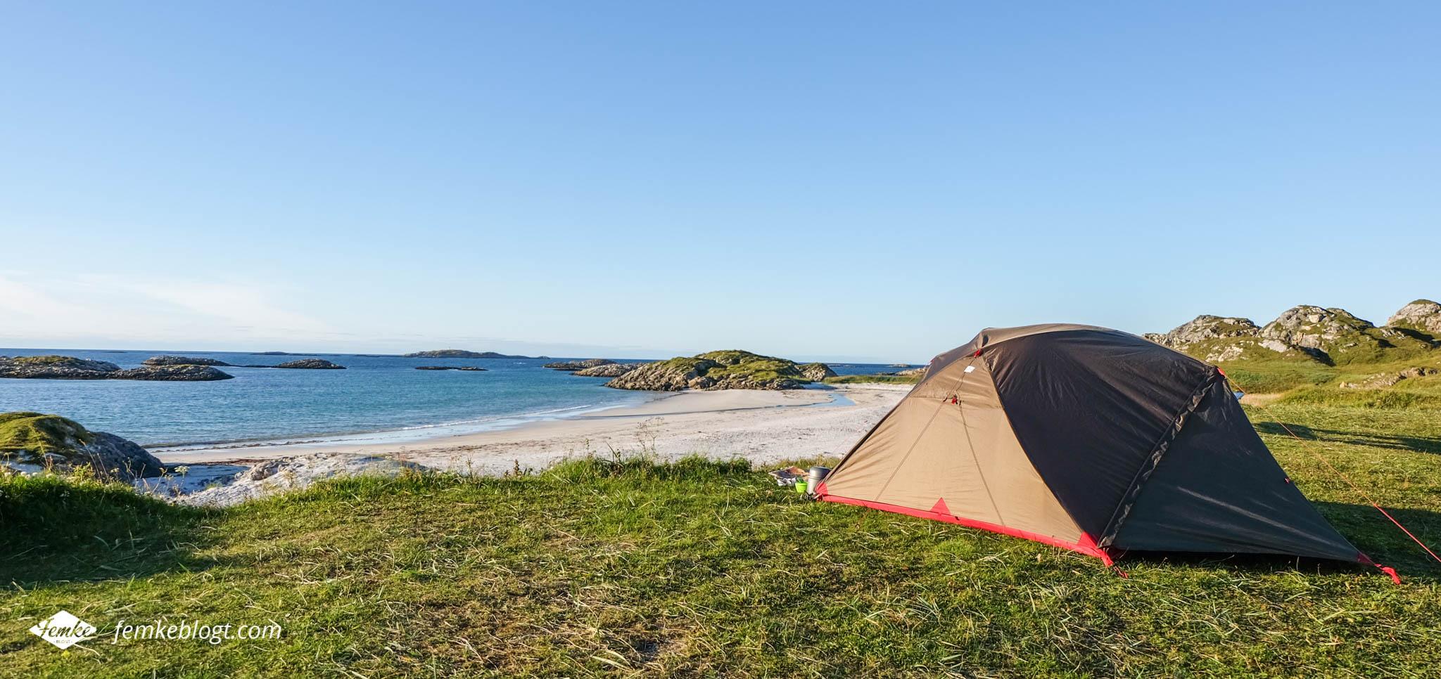 Voorbereiden meerdaagse wandeltocht - Spullen aanschaffen zoals een tent